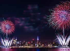 July 4th – Fourth of July Fireworks Cruise in New York